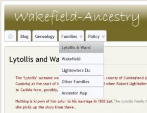 wakefield-ancestry-menu